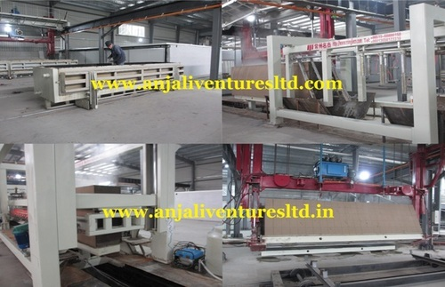 Aac Block Production Machinery