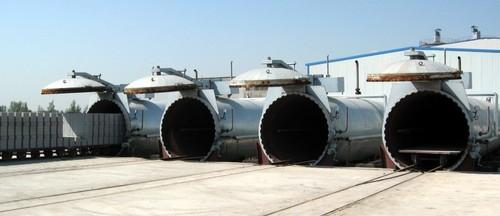 Autoclaved Aerated Concrete Unit