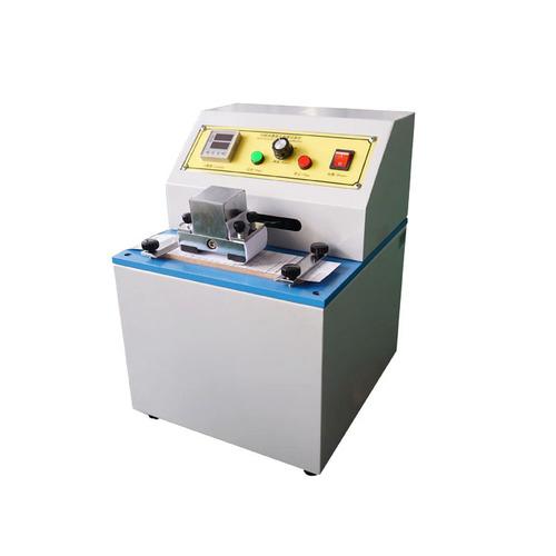 Ink Rubbing Fastness Testing Instrument