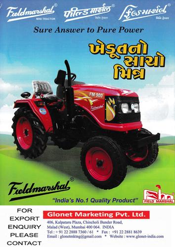 Fieldmarshal Mini Tractor FM900