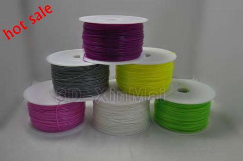 Colorful ABS PLA Filament 3D Printer Welding Rods