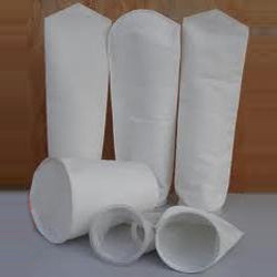 White Color Liquid Filter Bag
