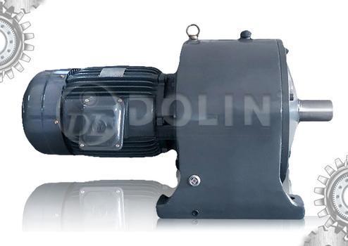 Heavy Duty Helical Speed Reducing Motor (DLH Series)