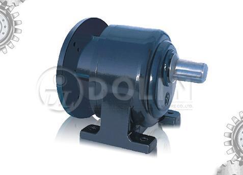 Horizontal Flanged Gear Reducer Motor