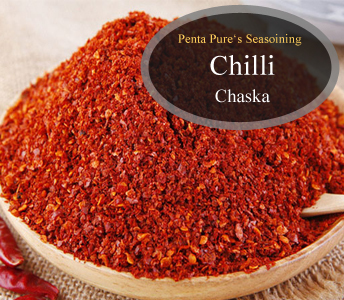 Unadulterated Chill Garlic Masala