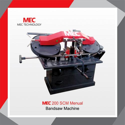 Metal Cutting Band Saw Machine-175 Ac