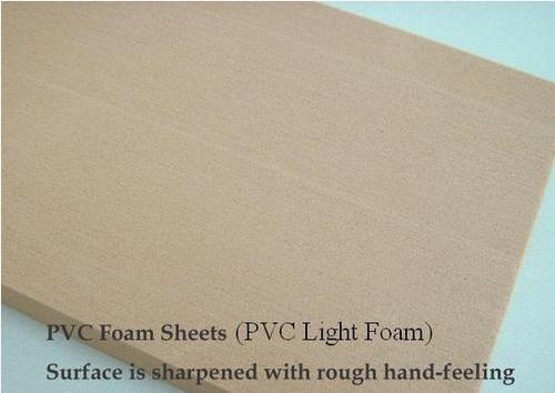 PVC Light Foam Sheets