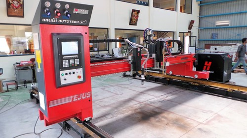 CNC Flame Cutting Machines