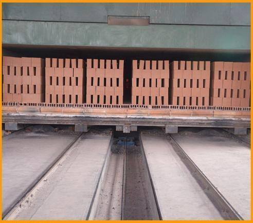 Brick Tunnel Kiln