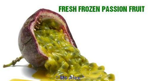Fresh Frozen Passion Fruit