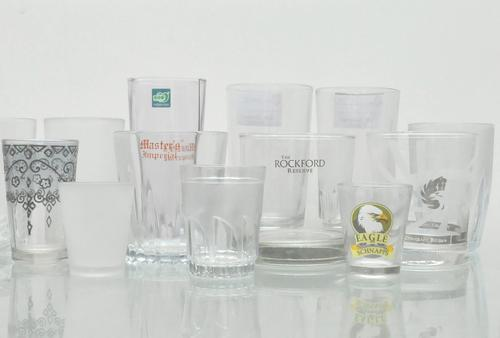 Glass Tumblers Drinking Glasses