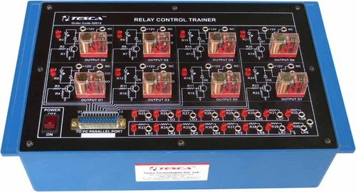 Relay Control Trainer