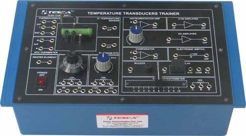 Temperature Transducer Trainer