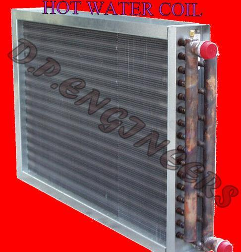 Hot Water Coils