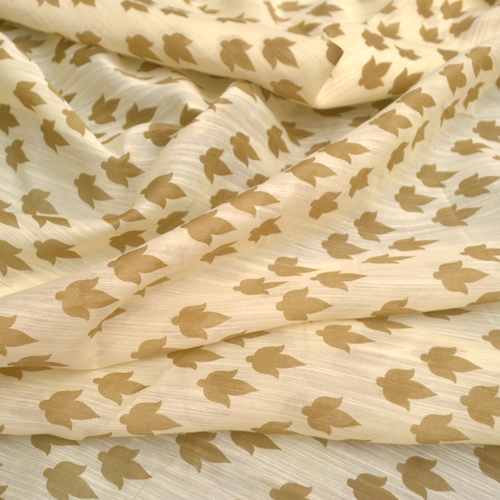 Chanderi Slub Fabric