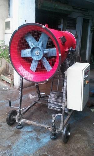 Turbo Mist Evaporation Unit