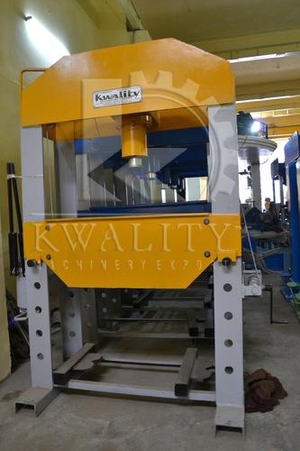 Hydraulic Press (Manual)