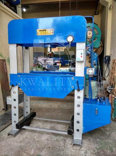 Hydraulic Press (Motorised)