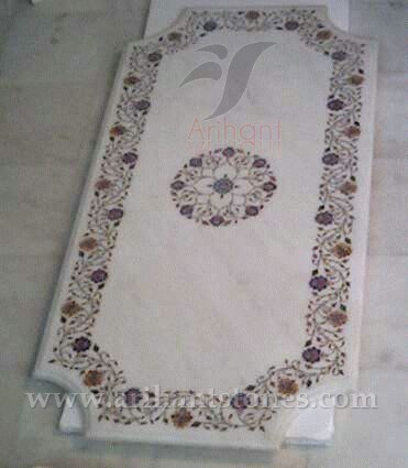 Designr Stone Carving Table Top