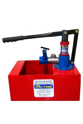Industrial Compression Leak Testing Pump