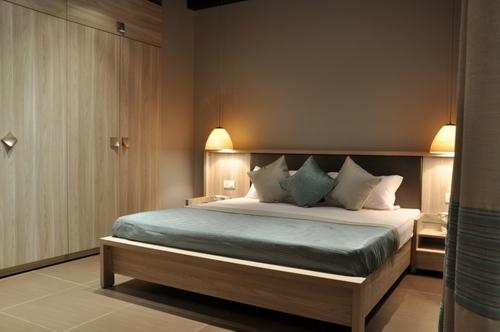 Modern Modular Bed