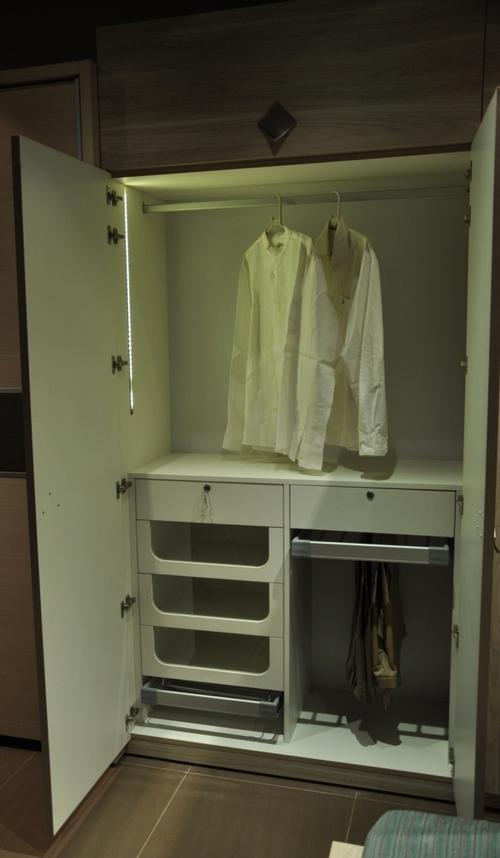 Openable Wardrobe