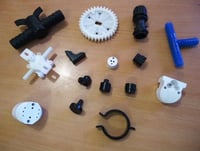 Engineering Plastic Moulding Components