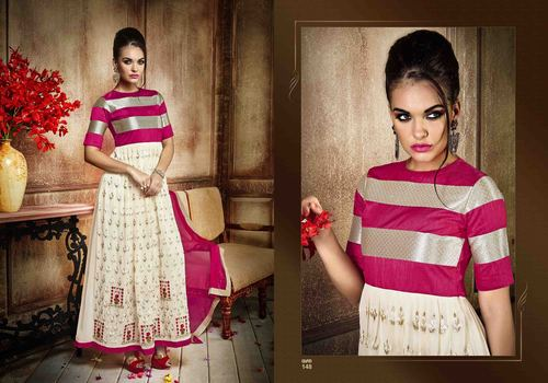 Designer Girls Anarkali Suit  in  Adarsh Market (Rr)