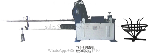 GD-4-8MM Automatic Wire Straightening And Cutting Machine
