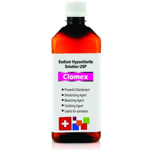 Clomex Sodium Hypochlorite Solution Usp