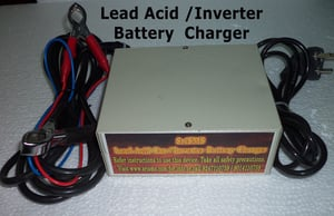 Lead Acid Car And Inverter Battery Charger