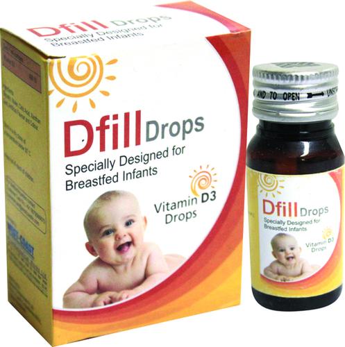 Dfill Drops