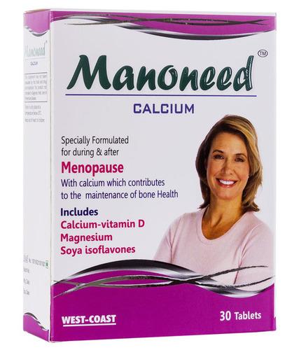 Manoneed Calcium Tablet