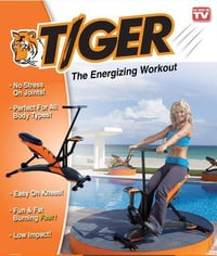 Tiger Ultimate Body Shaping Machine