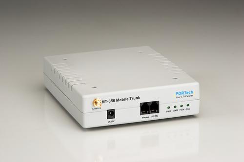 Portech Mt-350: 1 Port Gsm Fixed Wireless Terminal-Fxs,Fxo