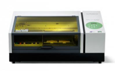 """Roland VersaUV LEF 12"""" Benchtop UV Flatbed Printer"""
