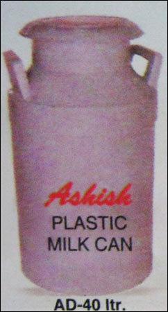 Plastic Milk Can (Ad-40 Ltr)