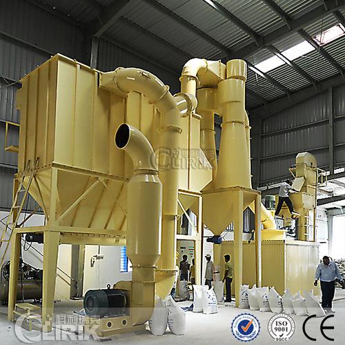 Mesh Calcite Super Fine Powder Mill