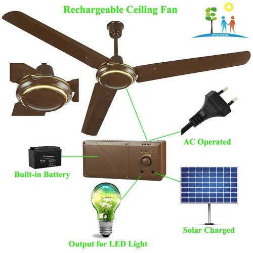 56 solar chargedrechargeable ceiling fan with battery and 10 years send inquiry 56 solar chargedrechargeable ceiling fan with battery aloadofball Gallery
