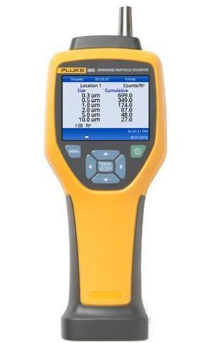 Fluke 985 Six Channel Particle Counter