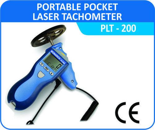 Pocket Laser Tachometer (Plt200)