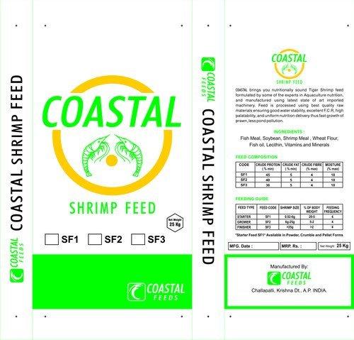 Prawn And Shrimp Feed