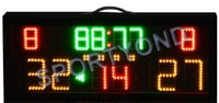 LED Portable Mini Basketball Scoreboard