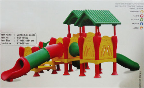 Jumbo Kids Castle (Gop-15609)