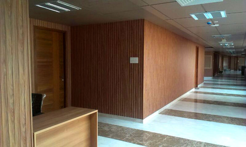 Wpc Wall Panels-131-1(Teak)