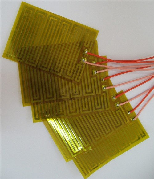 Kapton Polyimide Heater Pi Film Heaters