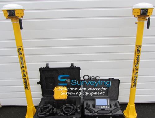 Trimble Ms992 Cb430 Gps Gnss Dual Receiver Cab Kit