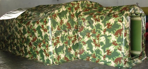 Inflatable Military Shelter