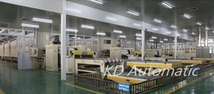 Thermal Oil And Far-Infrared Radiation Drying Production Line