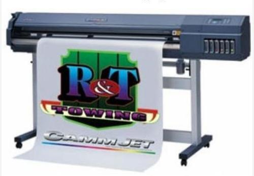"""Printer And Cutter With Stand (Roland CJ-500 54"""")"""